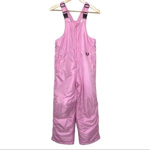 iXtreme Girls Pink Snowbib Size 10/12